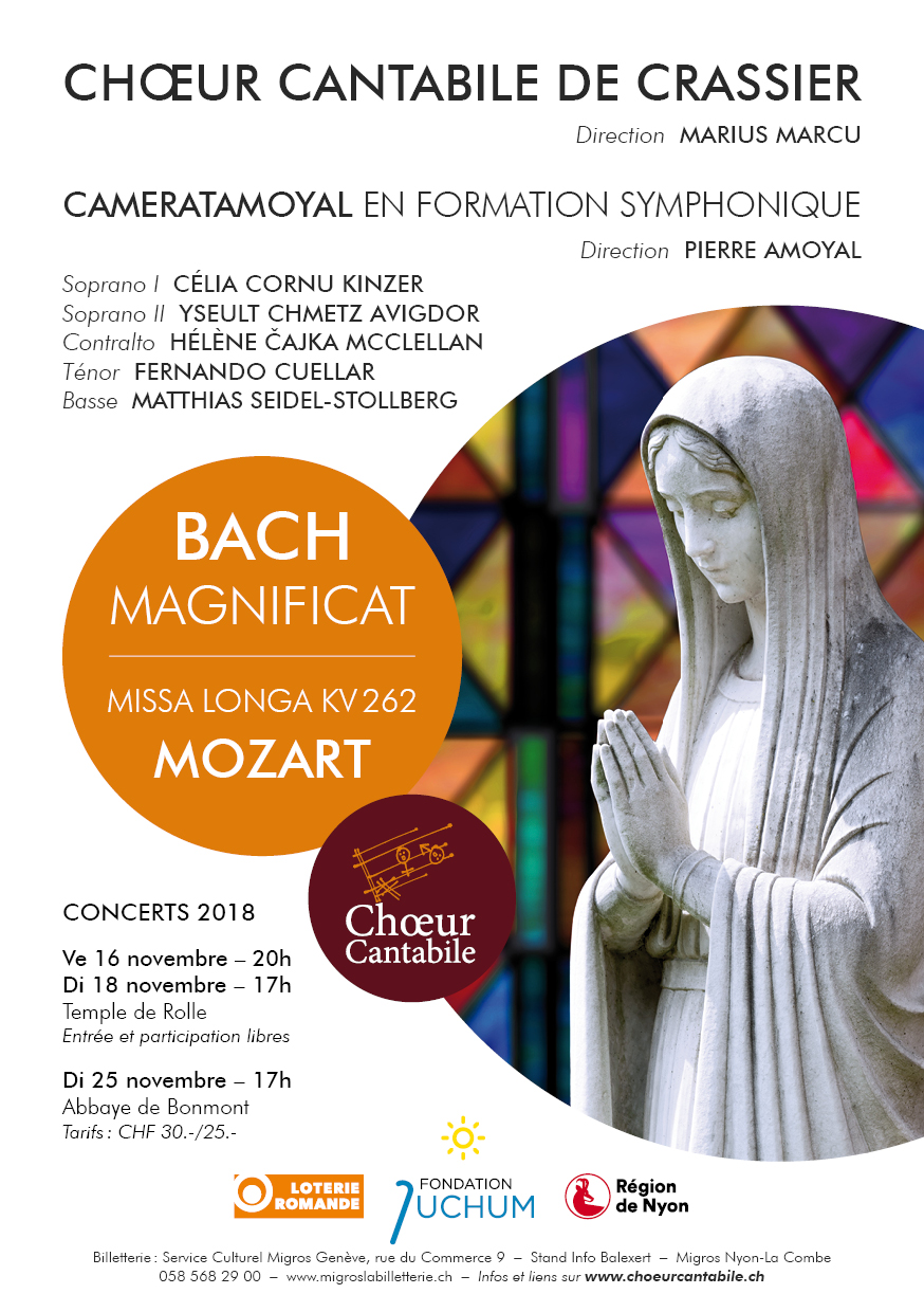 Flyer Cantabile 2018 A5